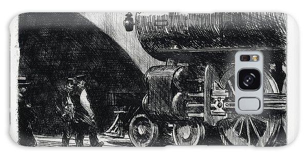 The Locomotive Galaxy Case