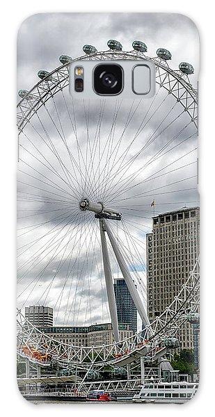 The London Eye Galaxy Case by Alan Toepfer