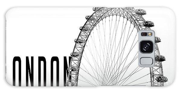 London Eye Galaxy Case - The London Eye by Edward Fielding
