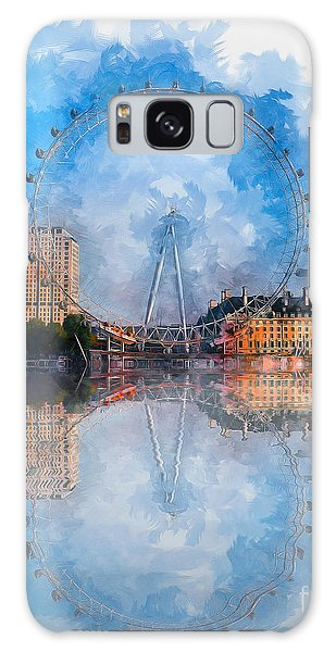 The London Eye Galaxy Case
