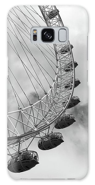 Galaxy Case featuring the photograph The London Eye, London, England by Richard Goodrich