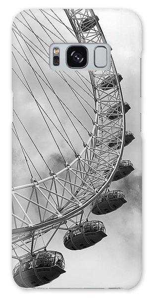 The London Eye, London, England Galaxy Case