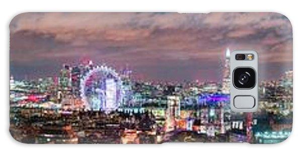The London Skyline Galaxy Case