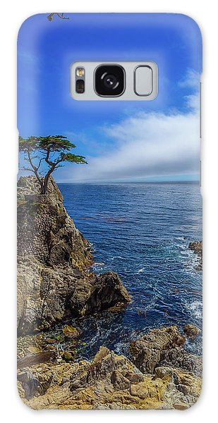 The Lone Cypress 17 Mile Drive Galaxy Case