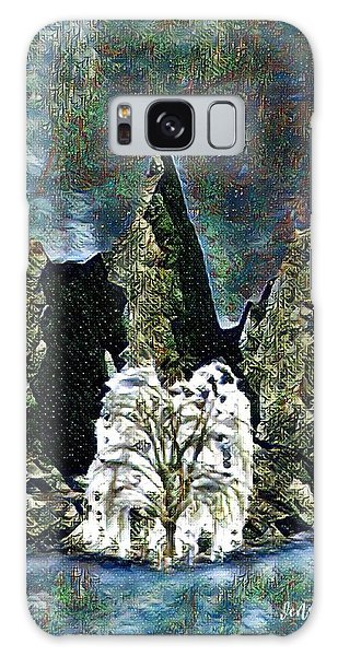 The Loneliest Tree Galaxy Case by Vennie Kocsis