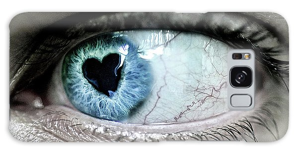 The Look Of Love Galaxy Case
