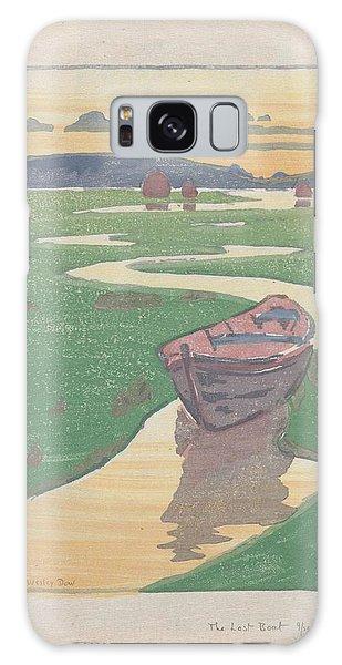 The Lost Boat , Arthur Wesley Dow Galaxy Case
