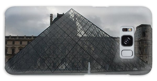 The Louvre And I.m. Pei Galaxy Case