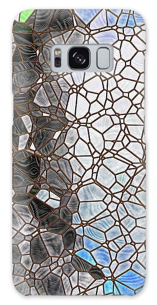 Galaxy Case featuring the digital art The Lovely Spider by Wendy J St Christopher