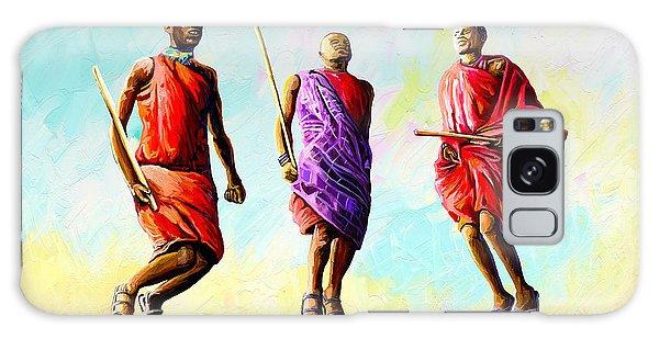The Maasai Jump Galaxy Case