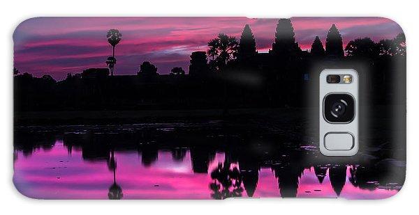 The Magic Of Angkor Wat Galaxy Case