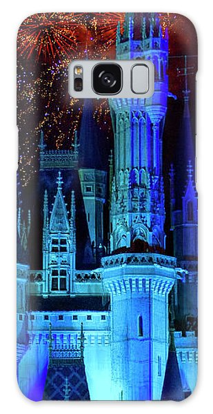 The Magic Of Disney Galaxy Case by Mark Andrew Thomas
