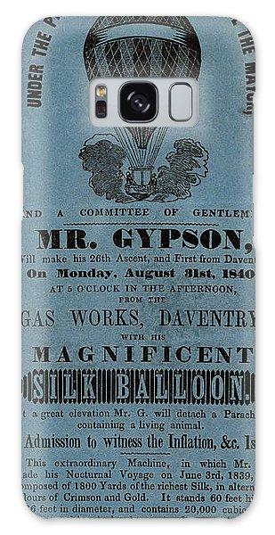 The Magnificent Mr. Gypson Galaxy Case