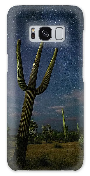 Galaxy Case featuring the photograph The Magnificent by Tassanee Angiolillo
