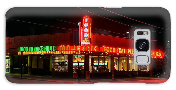 Conyers Galaxy Case - The Majestic Diner by Corky Willis Atlanta Photography