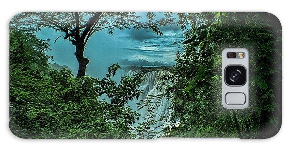 The Majestic Victoria Falls Galaxy Case