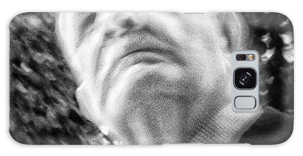 Nerd Galaxy Case - The Man With Holes In His Eyes  #man by Rafa Rivas