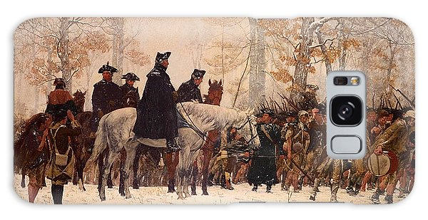 March On Washington Galaxy Case - The March To Valley Forge by Mountain Dreams