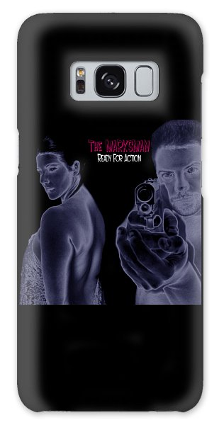 The Marksman - Ready For Action Galaxy Case