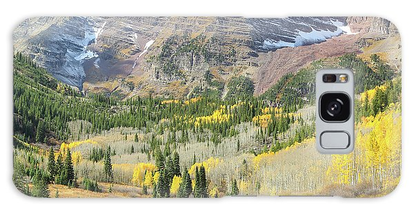 The Maroon Bells 2 Galaxy Case by Eric Glaser
