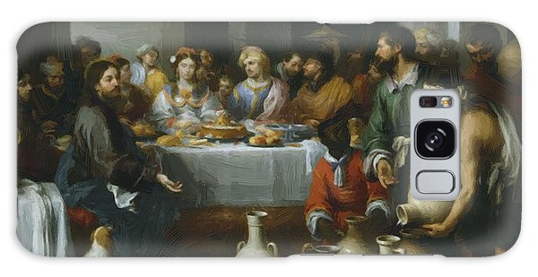 The Marriage Feast At Cana Galaxy Case