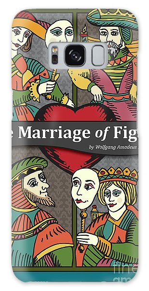 The Marriage Of Figaro Galaxy Case