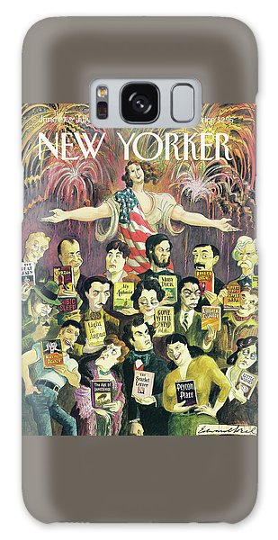 New Yorker June 27th, 1994 Galaxy Case