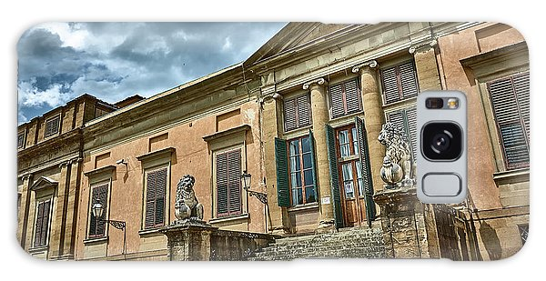 The Meridian Palace In The Pitti Palace Galaxy Case