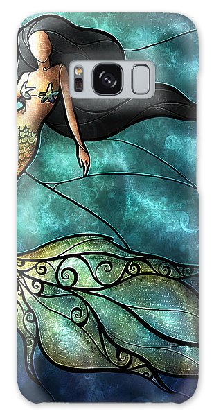 The Mermaid Galaxy Case