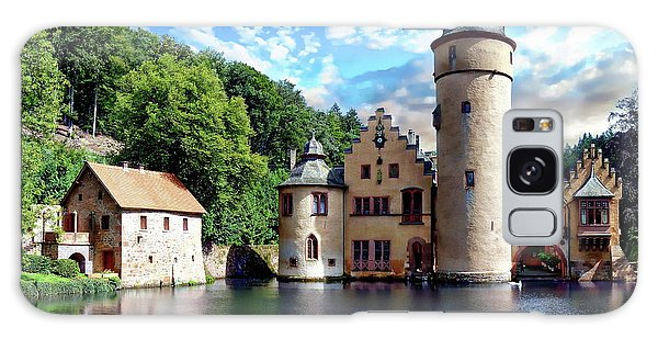 The Mespelbrunn Castle Galaxy Case