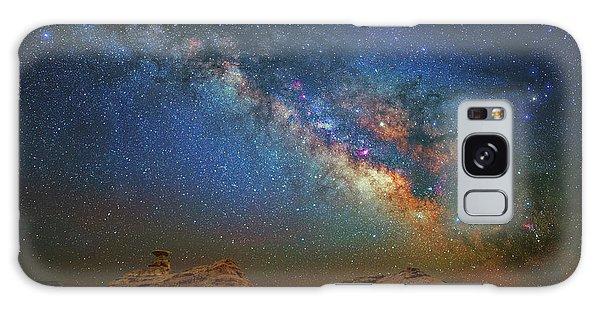 The Mexican Way Galaxy Case