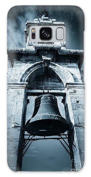 The Miguelete Bell Tower Valencia Spain Galaxy Case