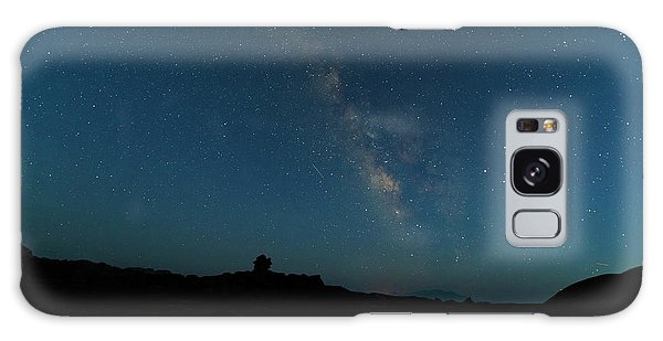The Milky Way At Goblin Valley Galaxy Case