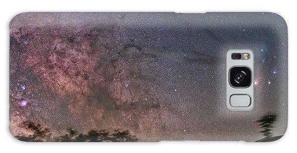 The Milky Way Core Galaxy Case