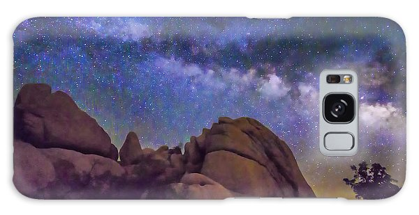 Milky Way Over Indian Rock Galaxy Case