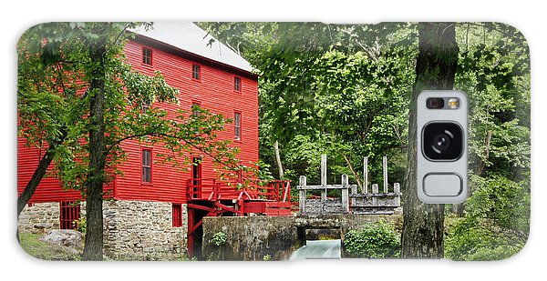 The Mill At Alley Spring Galaxy Case