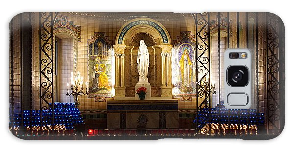 The Miraculous Medal Shrine Galaxy Case