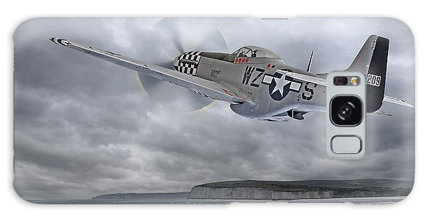 The Mission - P51 Over Dover Galaxy Case