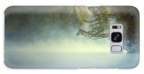 The Mists Of Hunt Lake Galaxy Case