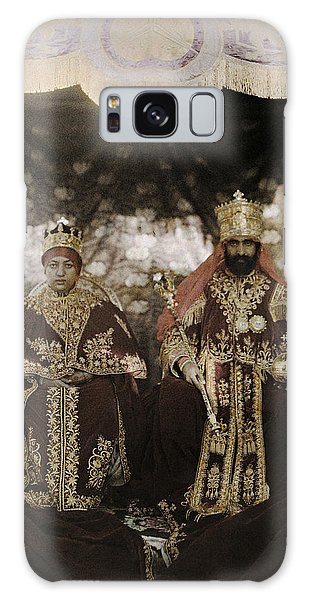 Monarch Galaxy Case - The Monarchs Haile Selassie The First by W. Robert Moore