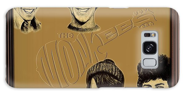 The Monkees  Galaxy Case by Movie Poster Prints