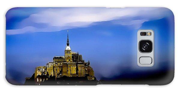 Le Mont Saint Michel - France Galaxy Case