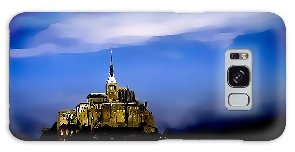 The Mont Saint Michel - France Galaxy Case by Maciek Froncisz