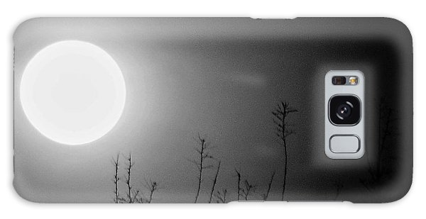 The Moon And The Stars Galaxy Case