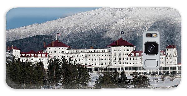 The Mount Washington Hotel Galaxy Case