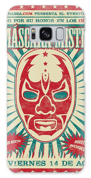 Mexican Galaxy Case - The Mysterious Mask by Richard Rabassa