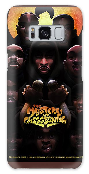 The Mystery Of Chessboxing Galaxy Case