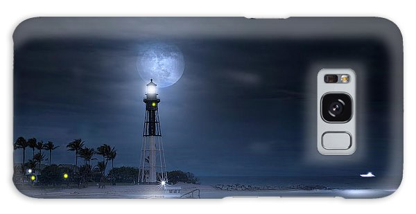 The Mystery Of Lighthouse Cove Galaxy Case