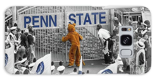 Penn State University Galaxy Case - The Name On The Gate by Tom Gari Gallery-Three-Photography