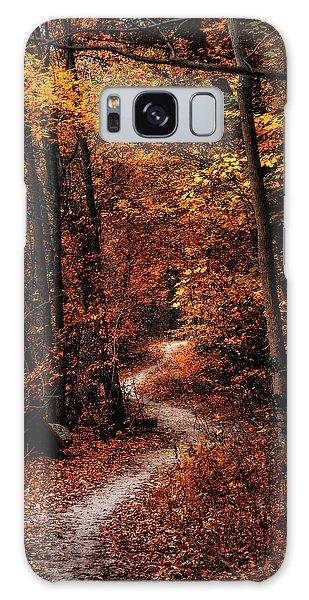 Foliage Galaxy Case - The Narrow Path by Scott Norris